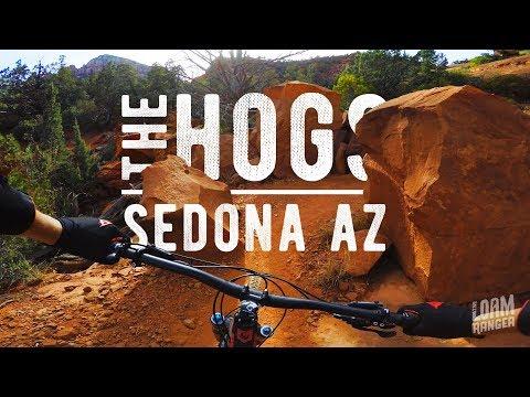 THE HOGS // Mountain Biking Sedona Arizona