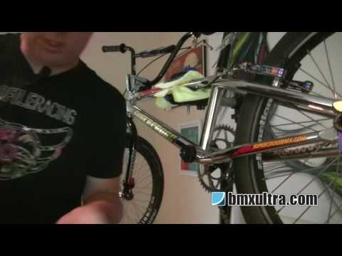 How to remove your Profile Racing Elite BMX cranks