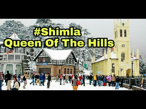 Shimla Queen Of The Hills II Kufri