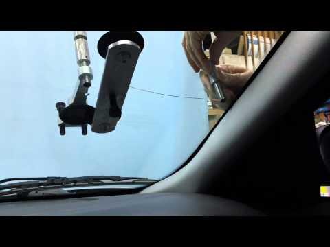 Windshield Crack Repair Resin from Ultra Bond
