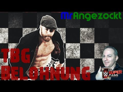 #WWESuperCard S4 ★  TbG Belohnung & Road to Glory ★  [DE/GER][#MrATeam][PC, HD+, deutsch]