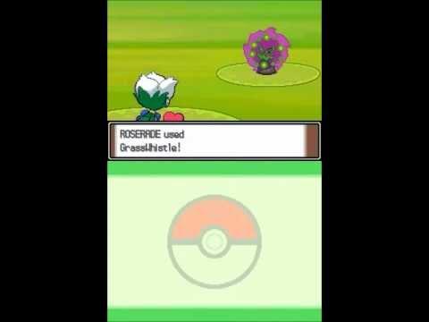 Pokémon Platinum Walkthrough Part 46