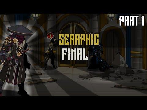 -AQW- Seraphic Final Part 1 (Full Walkthrough)