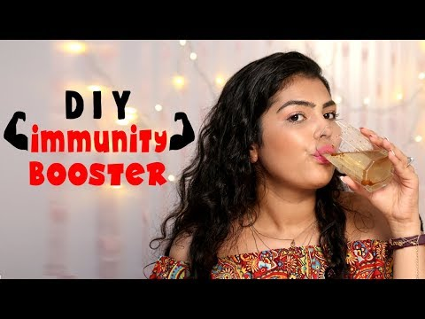 DIY Immunity Booster for Clear Skin Fast Metabolism Better Health