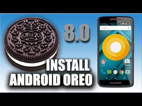 How to install android oreo 8.0 Moto X Play ✔ (100% working)