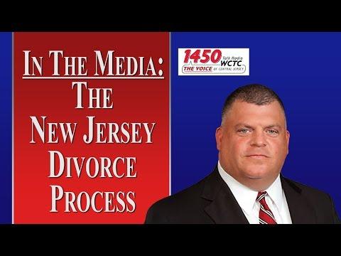 Beginning the NJ Divorce Process (WCTC Radio)