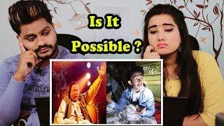 Indian Reaction On Nusrat fateh Ali Khan sahib ki same copy ¦ Zahid fateh Ali Khan