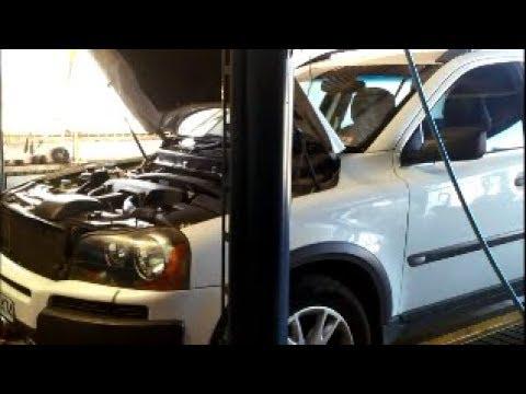 Volvo 4T65E XC90 Automatic Transmission Service