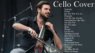 Cello Cover 2021-Most Popular Cello Covers of Popular Songs 2021 Best Instrumental Cello Covers 2021