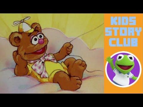 Baby Fozzie On Cloud Nine | Muppet Babies | Kids Books Read Aloud