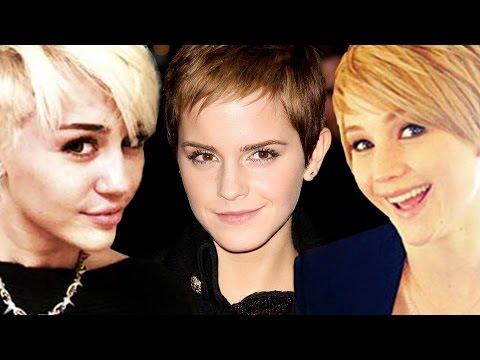 13 Celebs that Chopped off their Hair