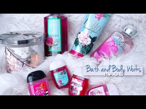 Bath and Body Works Haul // StefyTalks