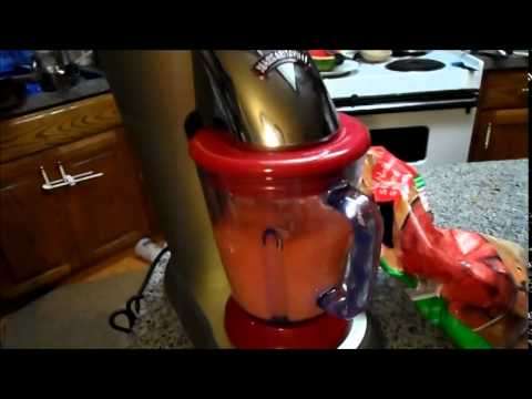Margaritaville blender - 3 minutes to perfect frozen drinks!