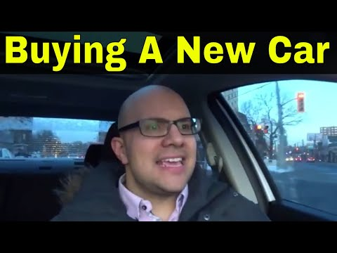 What To Do After Buying A New Car