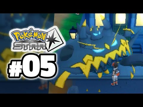 THIS THING CRASHED MY GAME... - Pokemon Star 3DS Rom Hack (Part 5)