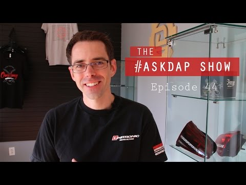 #AskDAP Episode 44 | Buying a Wrecked MK7 and MK7 Clutches...