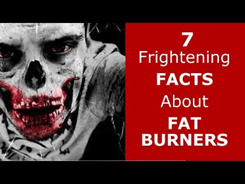 7 Frightening Facts about Fat Burners [You Won't Believe!]