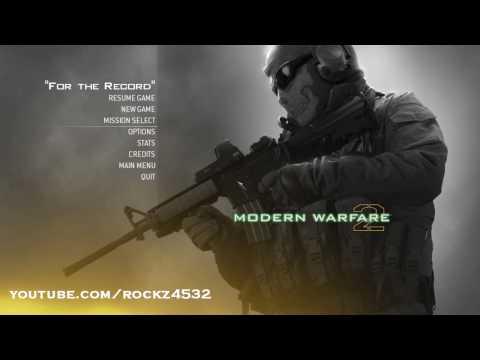 MW2 Multiplayer Menu Soundtrack