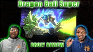 Download BEST MOVIE EVER !! Dragon Ball Super: Broly Movie Review! Video
