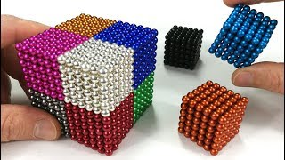 Playing with Magnetic Balls, Satisfaction 100%