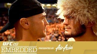 UFC 242 Embedded: Vlog Series - Episode 6