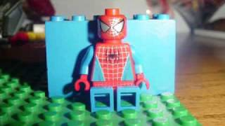 LEGO Spider-Man the Series EP10-The Ultimate Slayer