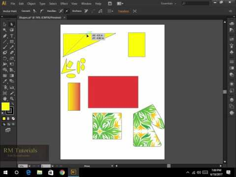 Adobe illustrator course Class 2 - Selection tools  - Understanding the tools bar of illustrator