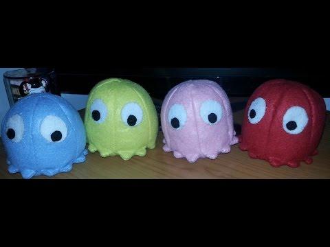 My Pacman Ghost Plush