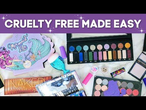 The Easy Way to Go Cruelty Free