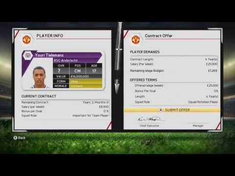 FIFA 15 Career Mode Tutorial: How to Get a Player for Free!