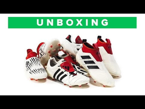 best authentic 8c52b 8610b adidas Champagne Pack - Predator Mania  ACE 17+ Purecontrol unboxing