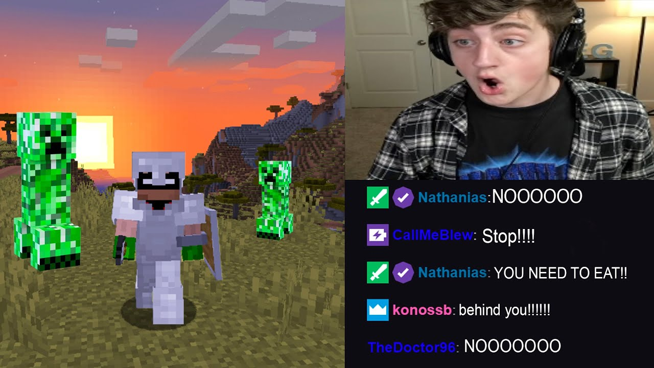 i dont know how to play minecraft