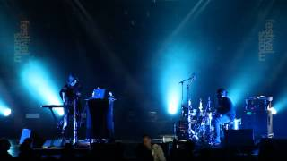 BORN IN FLAMEZ live - Polymorphous at MOERS FESTIVAL