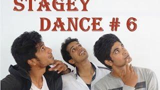 "Stagey Dance # 6 "" Ek Ladki Bhigi Bhagi Si "" by Kishore Kumar | Western Choreography |"