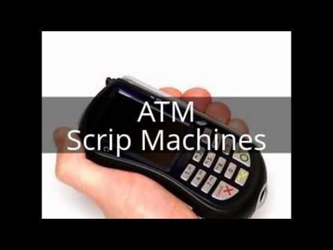 Free Cashless ATMs, Cashless ATM Machines & ATM Scrip Machines, ScripATM, POB Terminals
