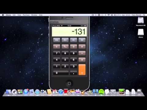 TUTO : Filmer l'écran de son iPod sur Mac