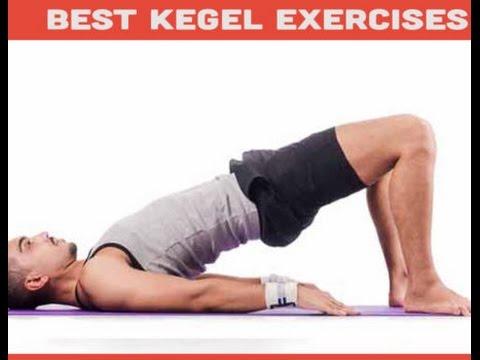 Best kegel exercises for men