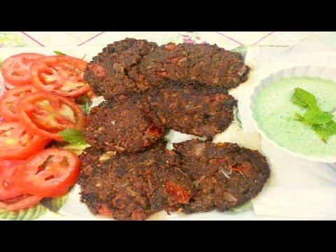 How to- Chapli Kebab/ Meat patty /HomeMade Recipe /FoodChenBySana