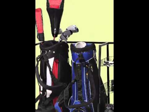 Golf Organizer and Storage Rack