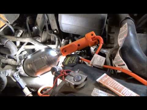 2009 Ford F150 Replacing Spark Plugs, Tips