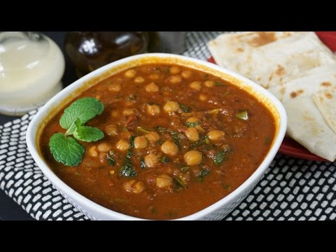 Konda kadala curry / Kadalai kulambu in Tamil /கொண்டக்கடலை குழம்பு