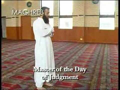 The Maghrib Prayer