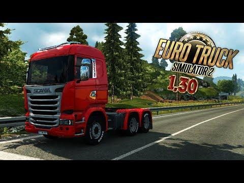 Como Baixar e Instalar o Euro Truck Simulator 2 V1.30 (Atualizado 2018)