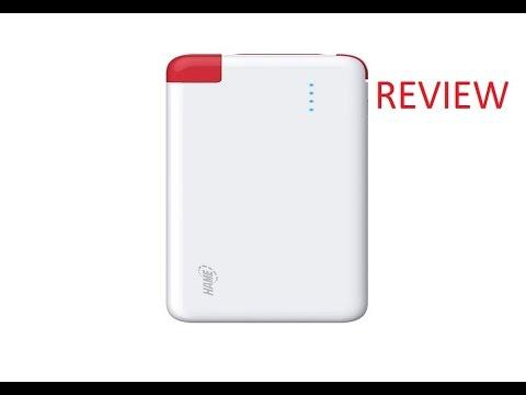 Hame T5 4000mAh Portable Power Bank Review