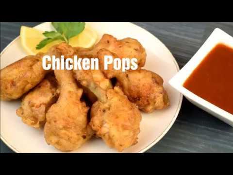 Best Ever Chicken Lollipop Recipe   Chicken Wings Snack   Appetizer Indian
