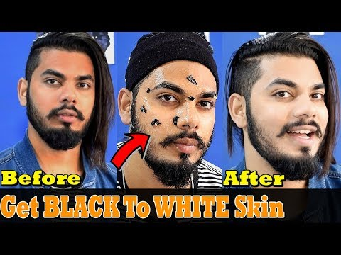 How To Get White Glowing Skin For Men Fast | Get Fair Skin At Home | Asad Ansari
