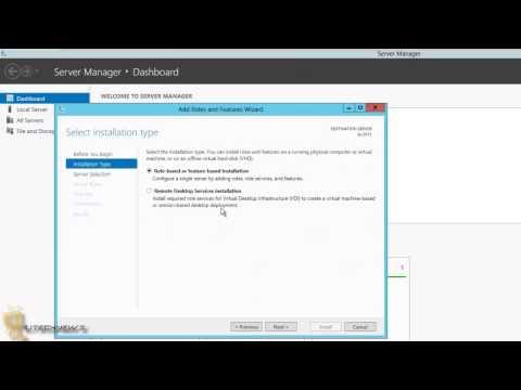 Adding a Windows Server 2012 Domain Controller to an Existing Windows Server 2003 Network