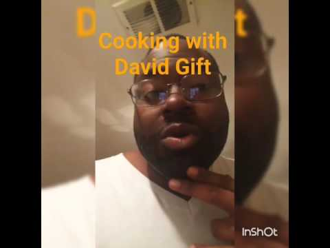 Cooking with David Gift - Swai Fish Fry