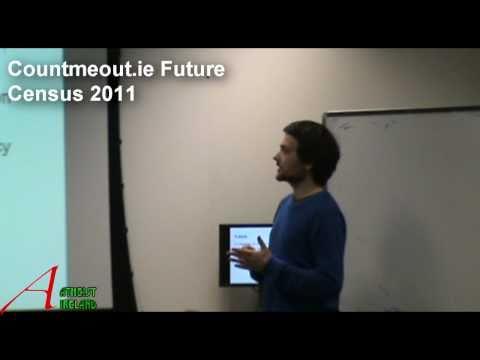 Apostasy Suspened What now? CountMeOut.ie & Ireland's CENSUS 2011 -Paul Dundar