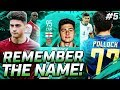 REMEMBER THE NAME 5 Scott Pollock FUT Series FIFA 19 Ultimate Team
